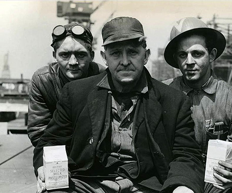 1930's workers