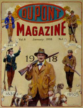 DuPont Magazine, 1918