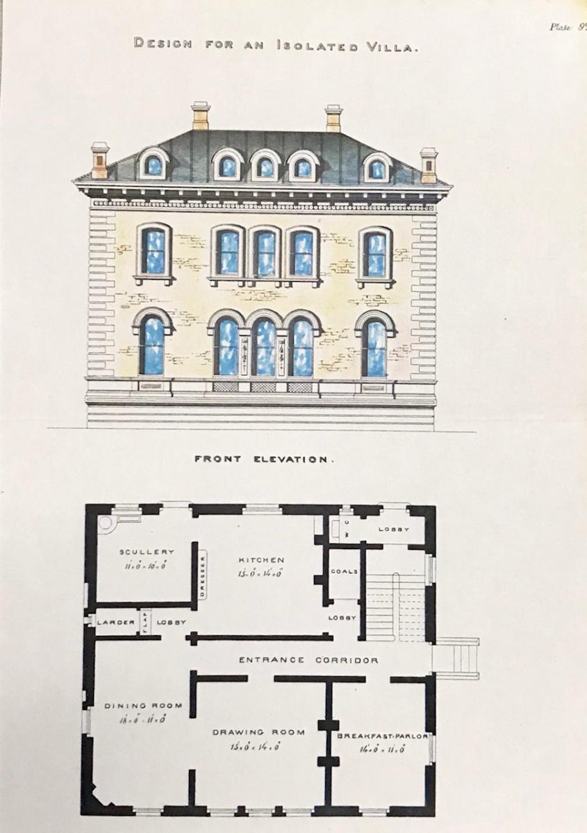 Victorian Shop Front Design
