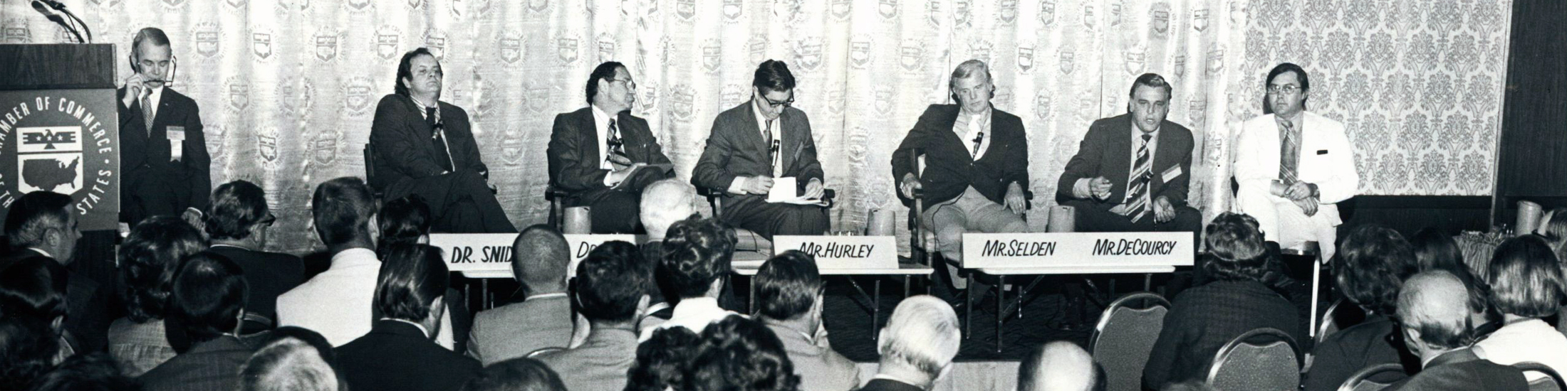 An  Education Action Forum meeting in 1972
