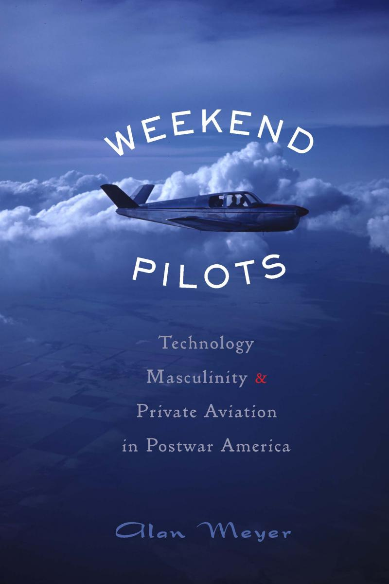 "Cover of ""Weekend Pilots"" a book by Alan Meyer"
