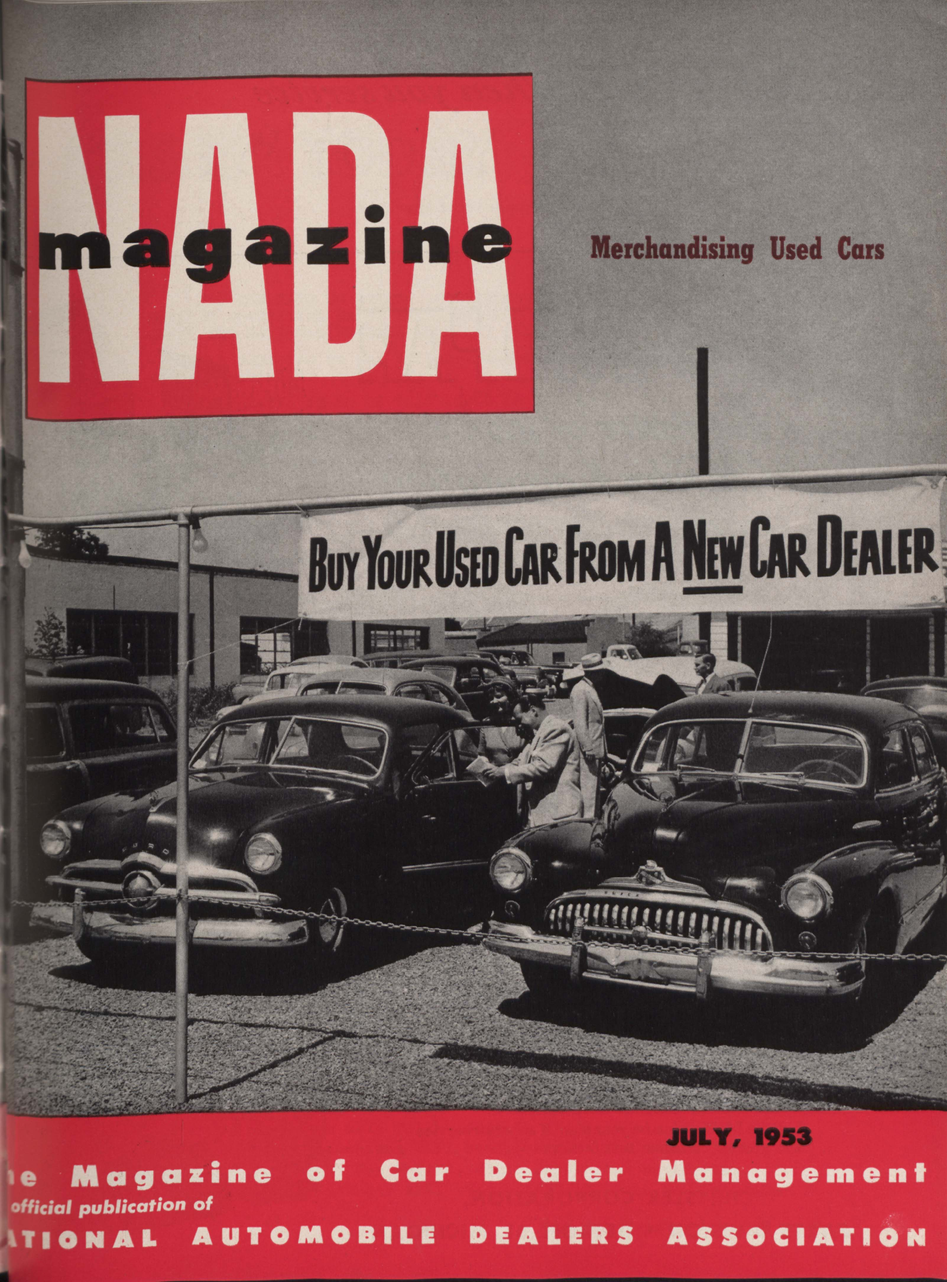 New Digital Collection Opens From The National Automobile Dealers