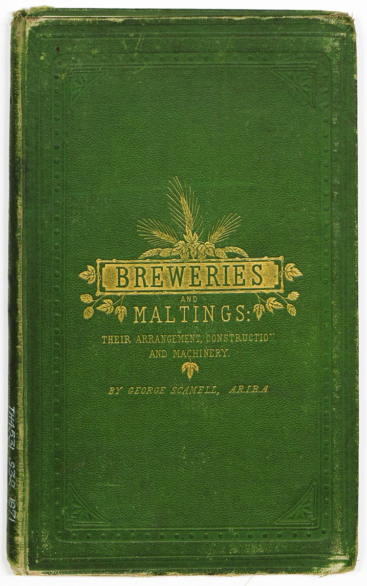 Breweries and Maltings book cover