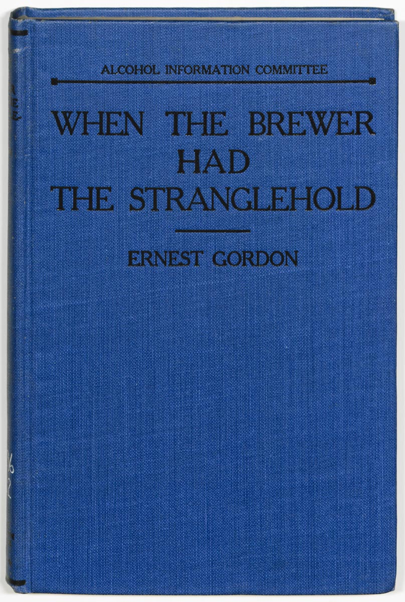 "Cover of ""When the Brewer had the Stranglehold"""