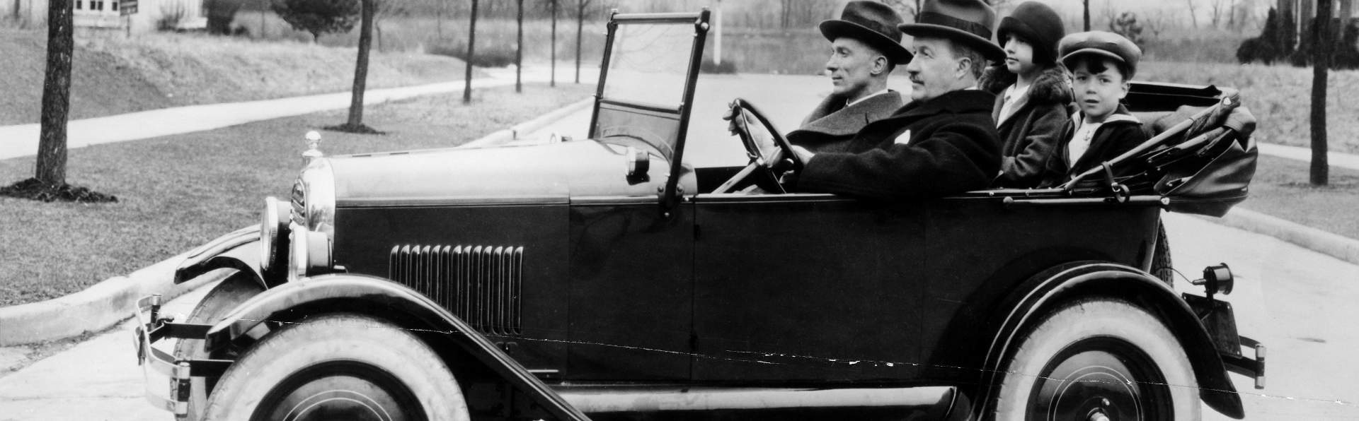 General Motors studied the small car in 1925