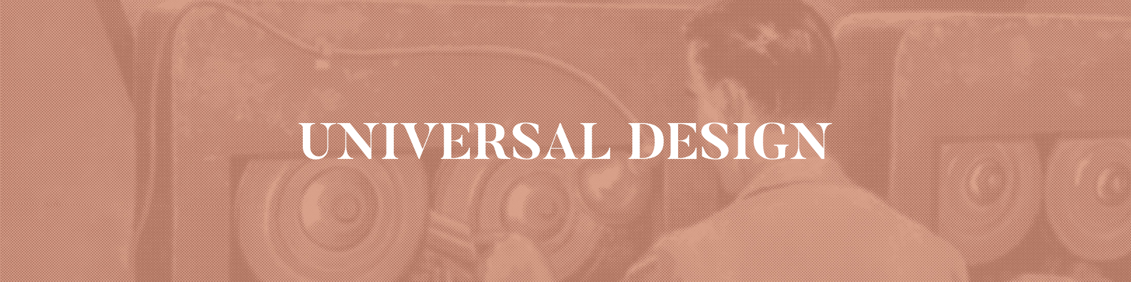 Universal Design digital exhibit