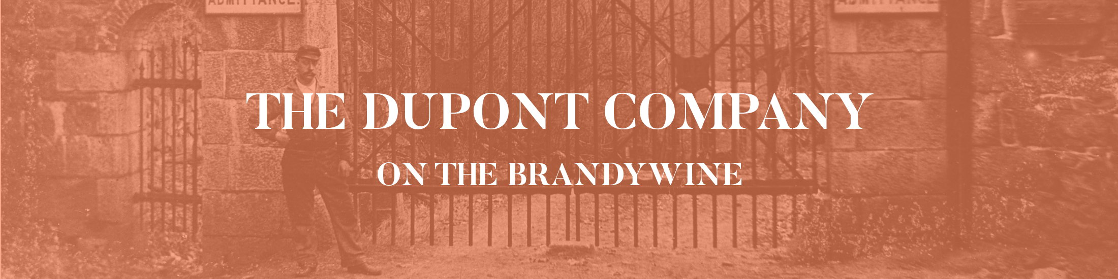 The Du Pont Company on the Brandywine