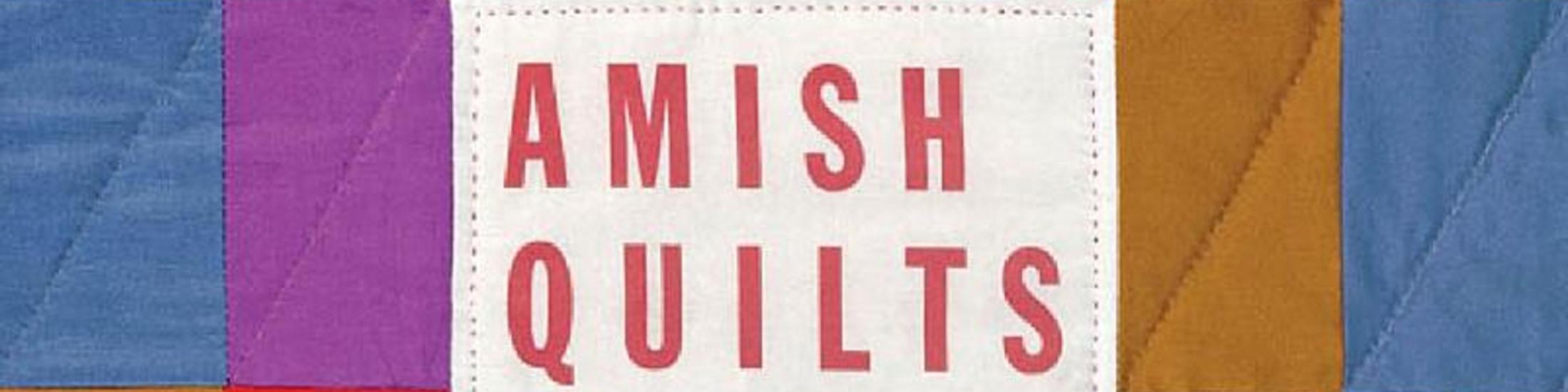 """Amish Quilts"" by Janneken Smucker"