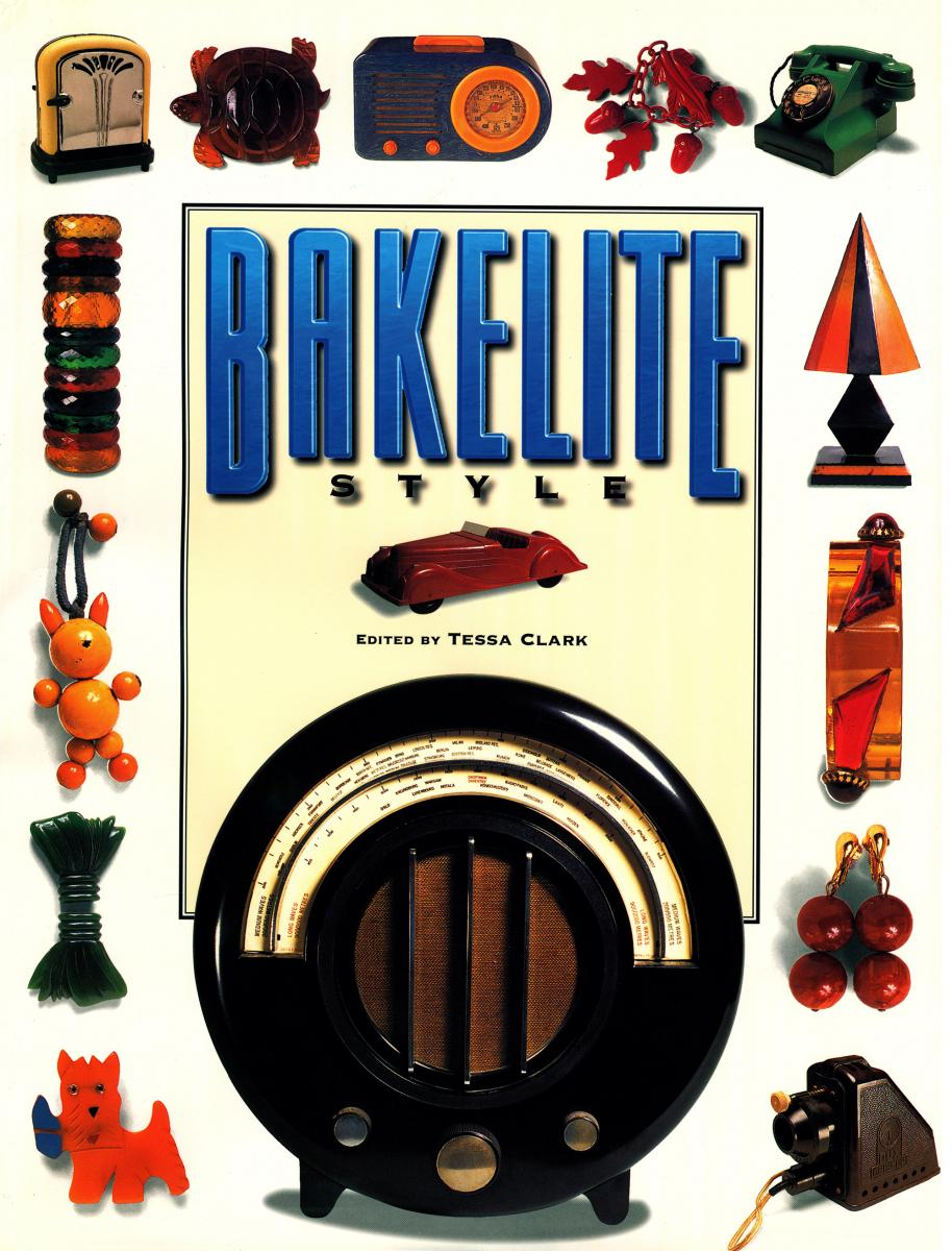 Cover of Bakelite style book