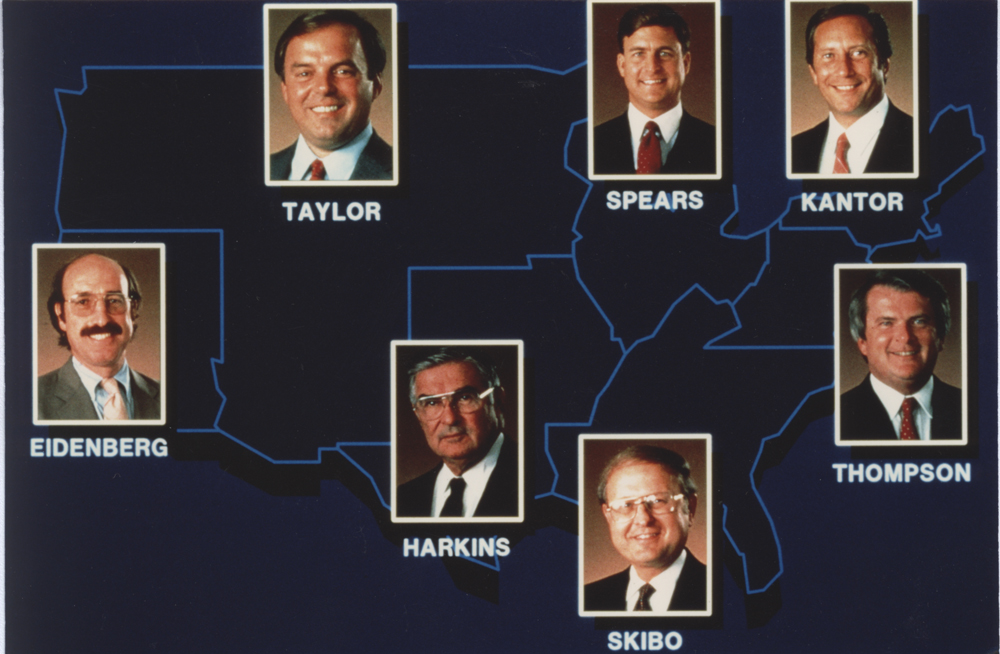 MCI Executive portraits, 1985