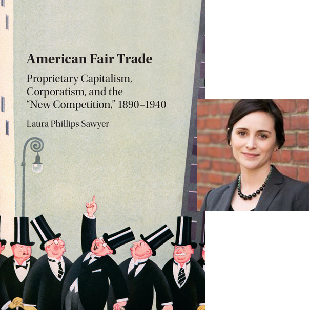 American Fair Trade illustrated book cover