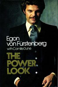 """""""The Power Look"""" book by Egon von Furstenberg"""