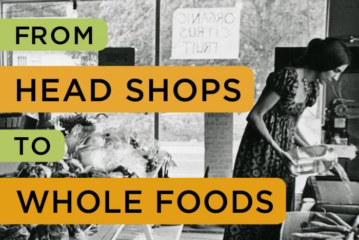 Book Title, From Head Shops to Whole Foods