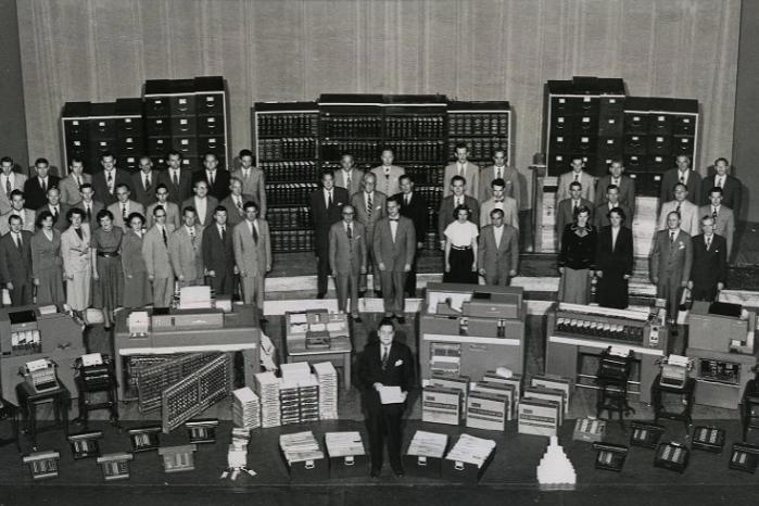 Accounting department at DuPont