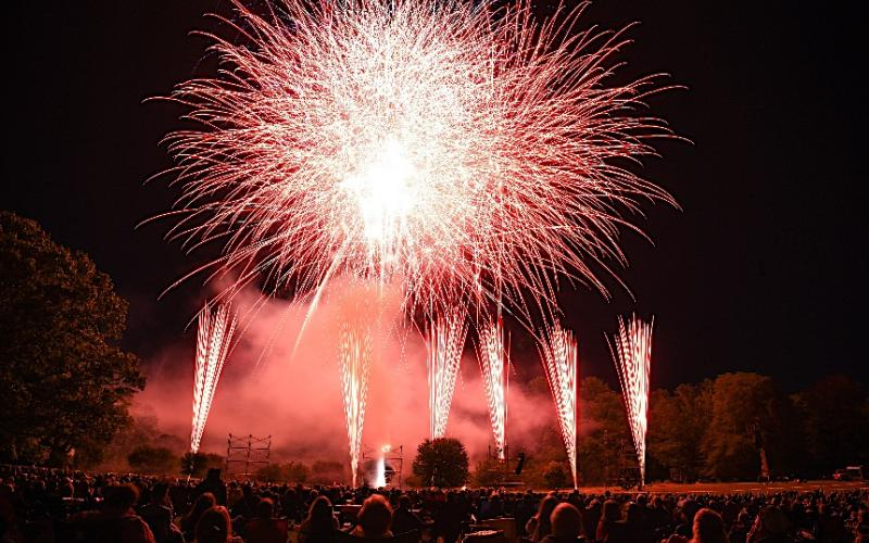 Fireworks at Hagley Presented by M&T Bank and Wilmington Trust