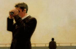 Detail of book cover for The Known Citizen: A History of Privacy in Modern America