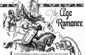 Thr age of romance, Hazeltine Neutrodyne advertisement