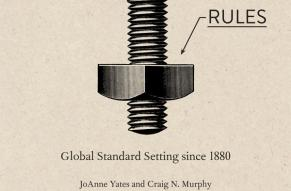 Partial Cover of Engineering Rules Global Standard Setting Since 1880