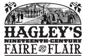 fair nineteenth century people activities