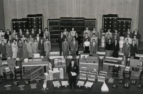 Accounting department at DuPont