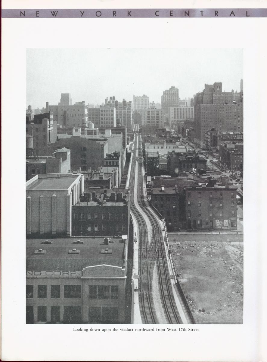 The History Of New York City's High Line
